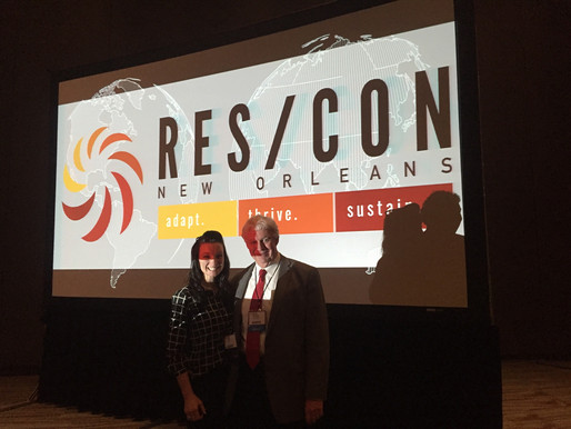 RES/CON talk: Innovating in the US and beyond