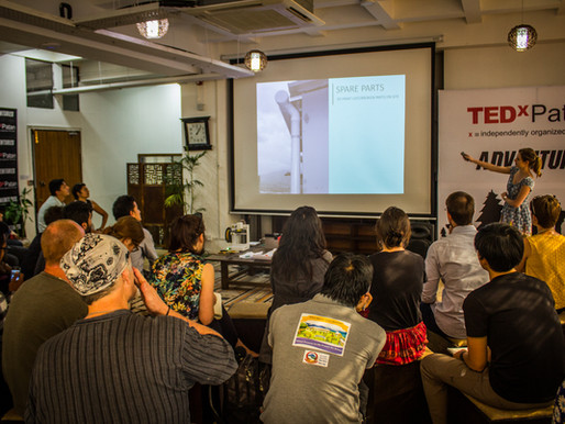 Field Ready speaks at TEDx Adventures Patan 2016