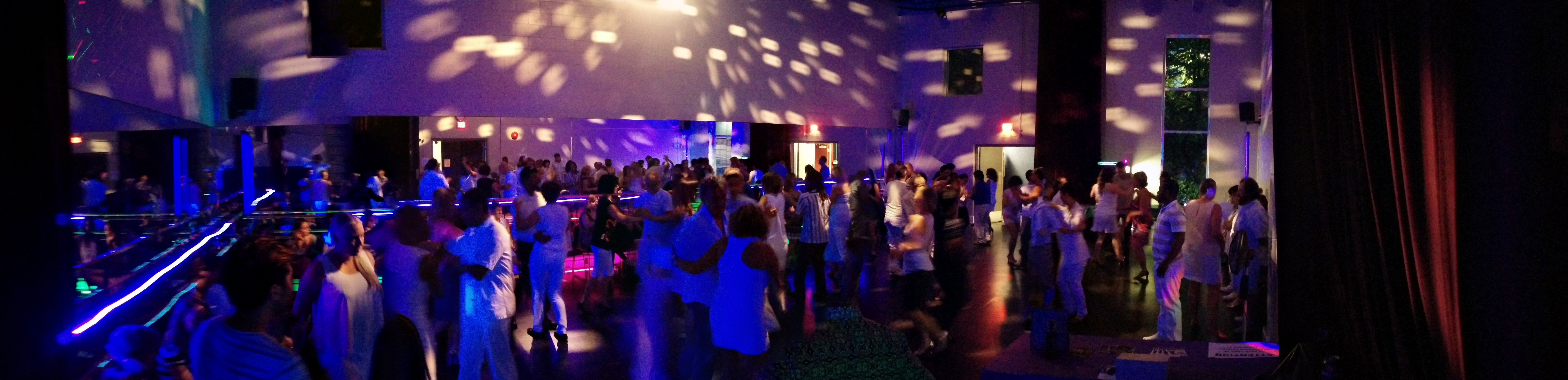 WHITE LATIN PARTY at Evergreen 2016