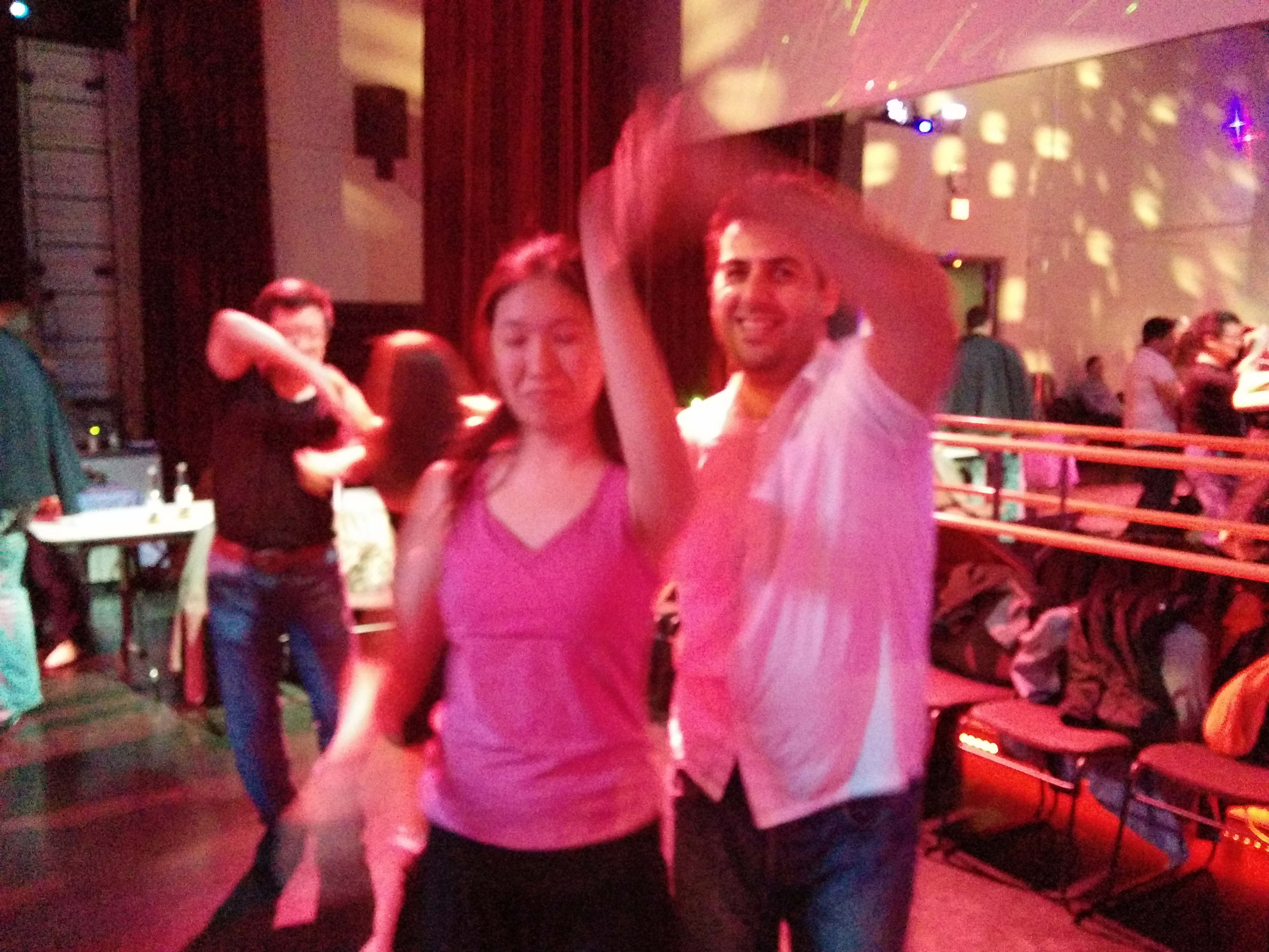 Salsa & Latin Dance Night, Evergreen