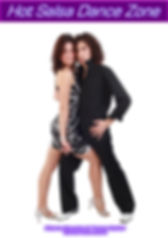 Alberto Gonzalez & Teresa Szefler. Salsa & Latin Dance Instructors. Hot Salsa Dance Zone
