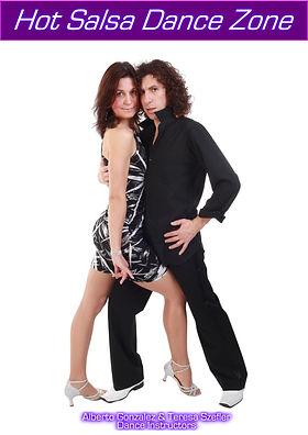 Alberto Gonzalez & Teresa Szefler. Salsa & Latin Dance Instructors. Hot Salsa Dance Zone