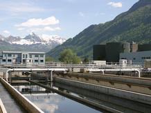 Des micropolluants nocifs  dans les eaux usées traitées