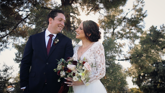Ben and Rachel By tree smiles.png