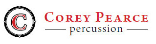 Re-branding Corey Pearce Percussion