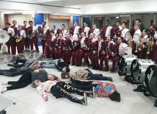 """McMaster University """"Pack the House"""" Halftime Performance"""