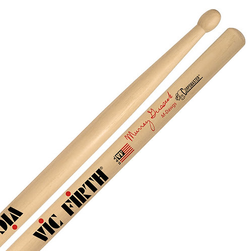 "Murray Gusseck ""M-Dawg"" Corpsmaster Signature Marching Snare Sticks"
