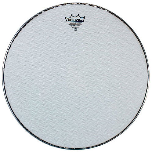 REMO WHITE MAX SNARE HEAD
