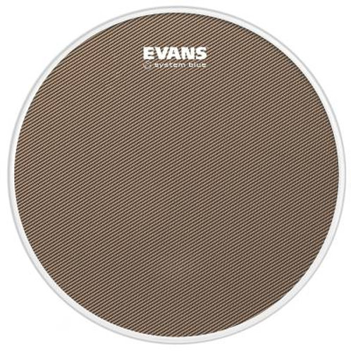 System Blue Marching Snare Drum Head