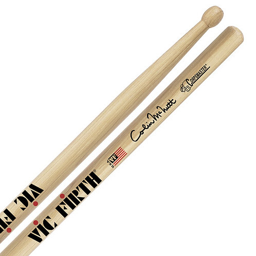 Colin McNutt Corpsmaster Signature Marching Snare Sticks