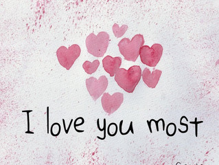 Who Do I Love… THE MOST!