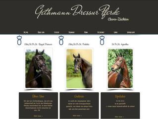 Neue Website!