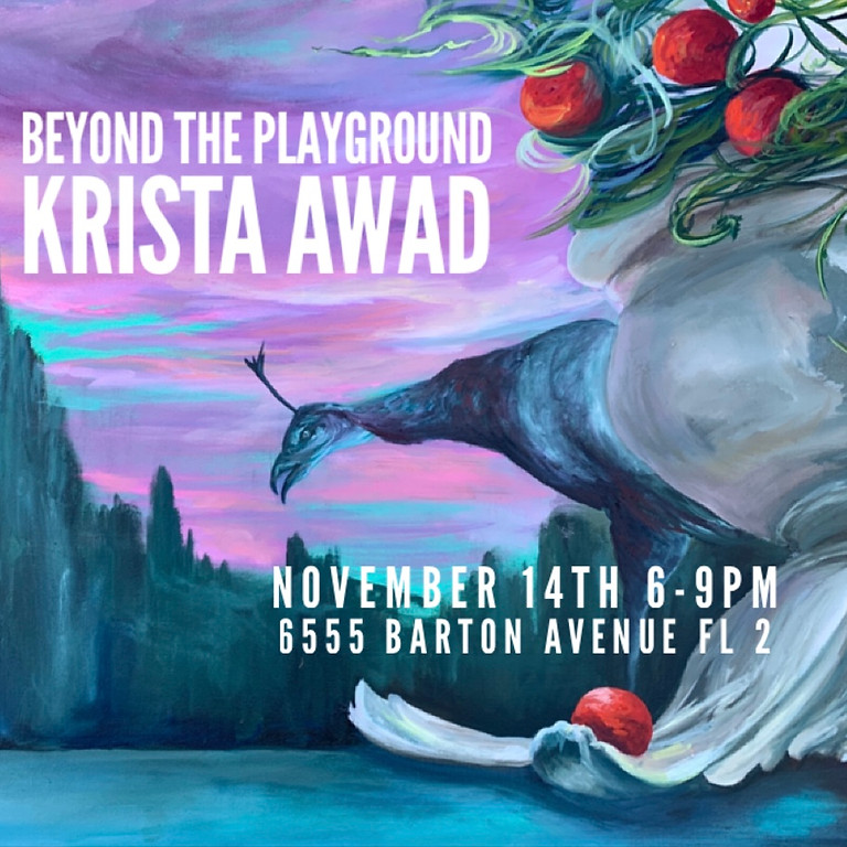 Krista Awad presents Beyond The Playground