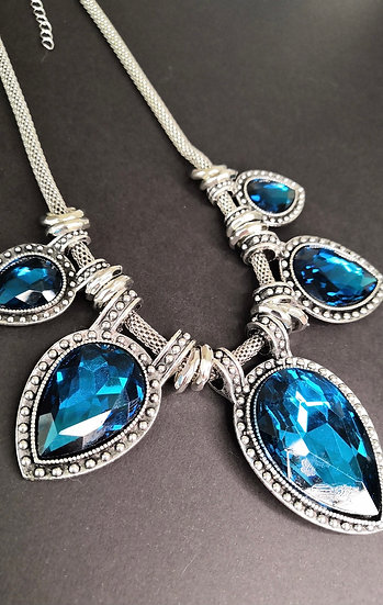 Mari - Saphire Blue