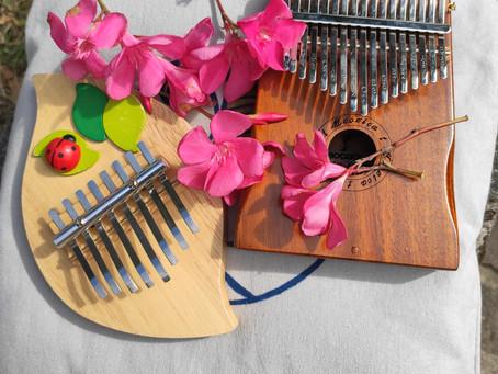 La kalimba...un instrument thérapeutique
