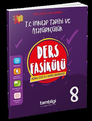 T.C. İnkılap Tar. ve Atatürkçülük Ders Föyü