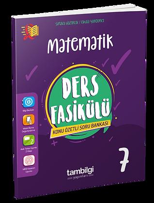 Matematik Ders Föyü