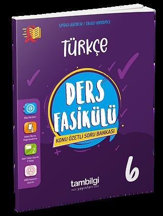 Türkçe Ders Föyü