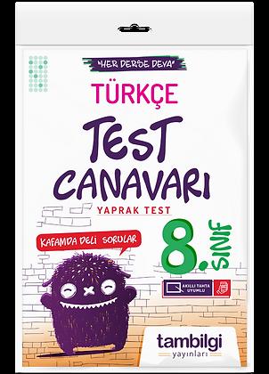 Türkçe Yaprak Test