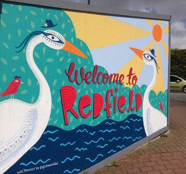 Redfield Mural