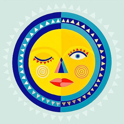 Sun | Moon Limited Edition Print (L)