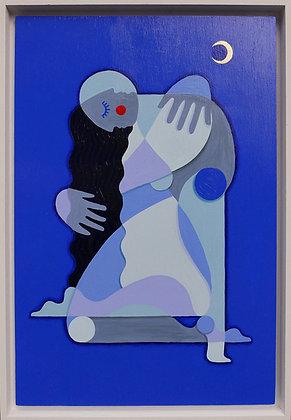 'Moonlight' Original Painting
