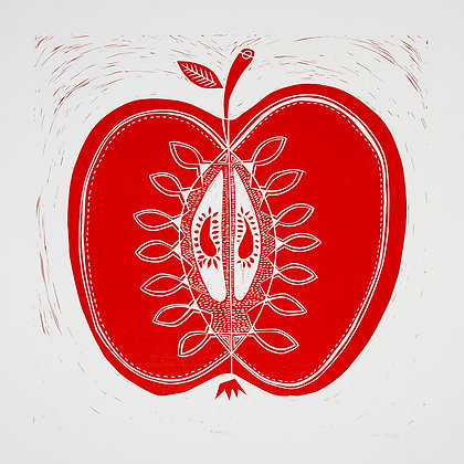 Limited Edition 'Pomme' Print