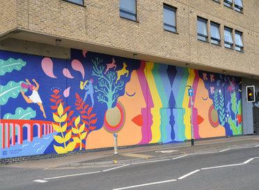 Ipswich Mural