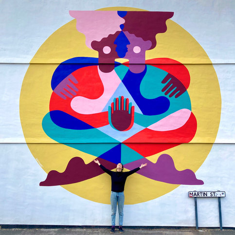 Nous Mural