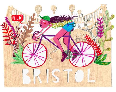 Bristol Pound Illustration