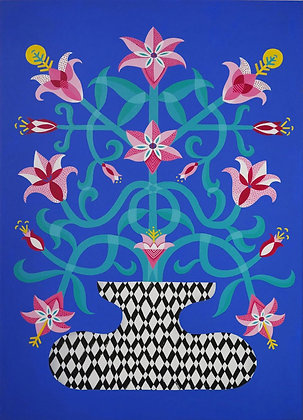 'Bloom' Original Painting
