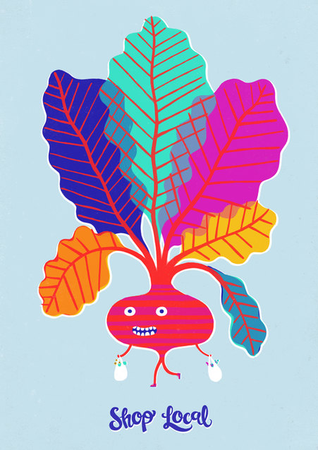 Beetroot Illustration