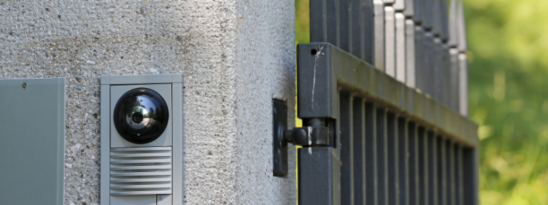 different types of security systems