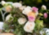 Realflower wedding bouquwt