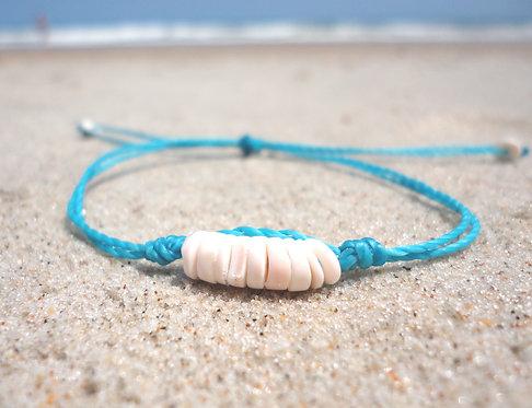 Heishe Shell Anklet or Bracelet