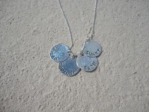 Mom's Custom Name Necklace