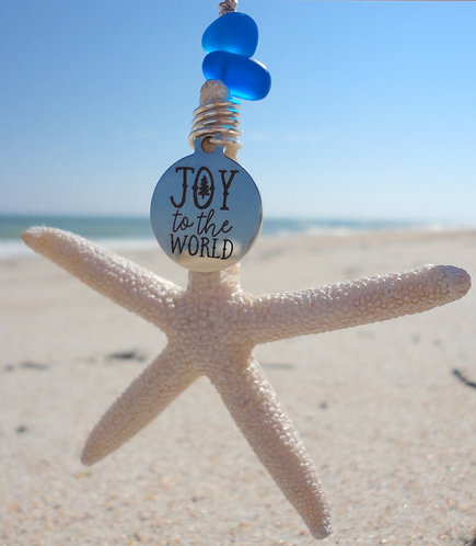 Coastal Starfish Ornament