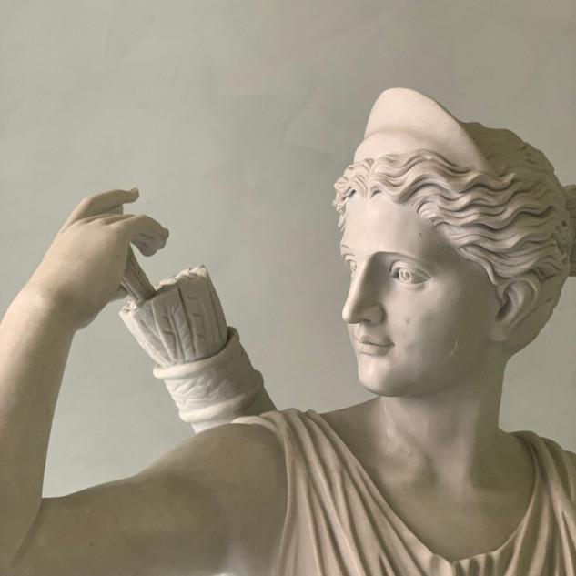 Artemis, the Hunter- Rome