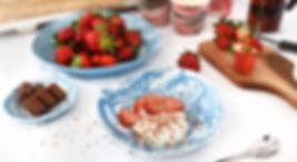 leisa russell_ceramics_handmade plates_h
