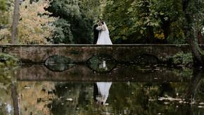 Catherine & David   Thicket Priory Wedding