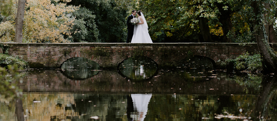 Catherine & David | Thicket Priory Wedding