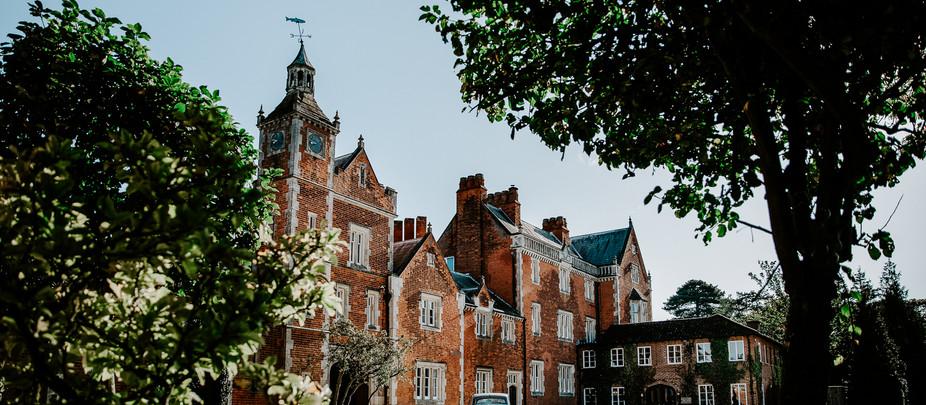 Thicket Priory | Wedding Venue