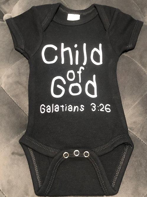 Child of God Onesie