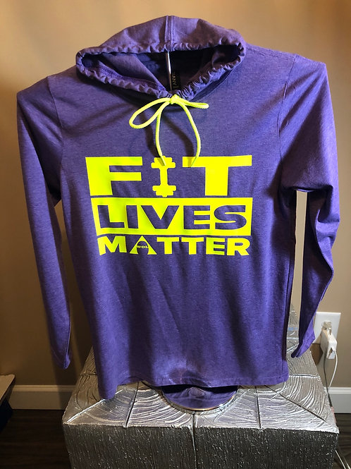 Fit Lives Matter Hoodie