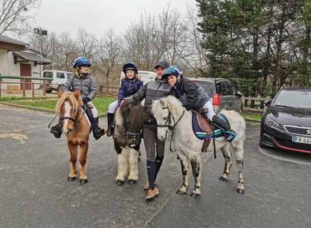 Compétition Pony-Games & Équifun