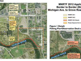 Border To Border Trail Construction Approved In Ypsilanti