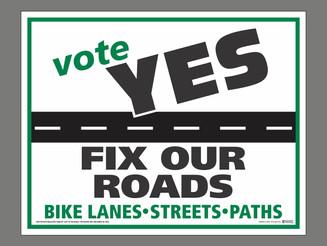 Washtenaw County Non-Motorized Organizations Endorse November Non-Motorized Funding Ballot Issue