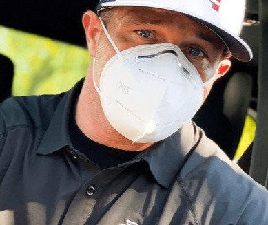 KN95 Protective Masks, FDA Approved (Case 1,000 Masks)