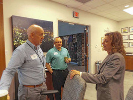 Rice Visits Kingsport Chamber to Discuss Workforce Development