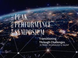Peak Performance Holds 6th Annual Manufacturing Symposium